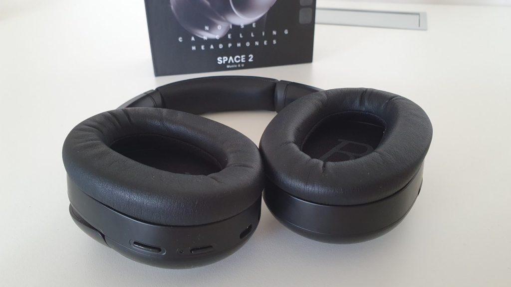 Mu6 Space 2 : confort