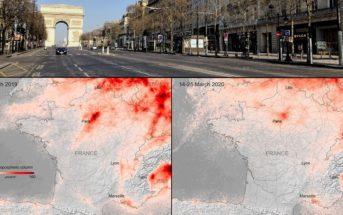 Confinement : quel est l'impact sur la qualité de l'air en France ?