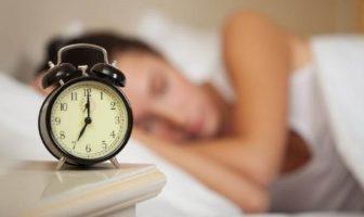 Durée de sommeil chez l'adulte