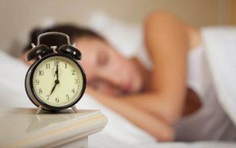 Combien d'heures un adulte doit-il dormir ?