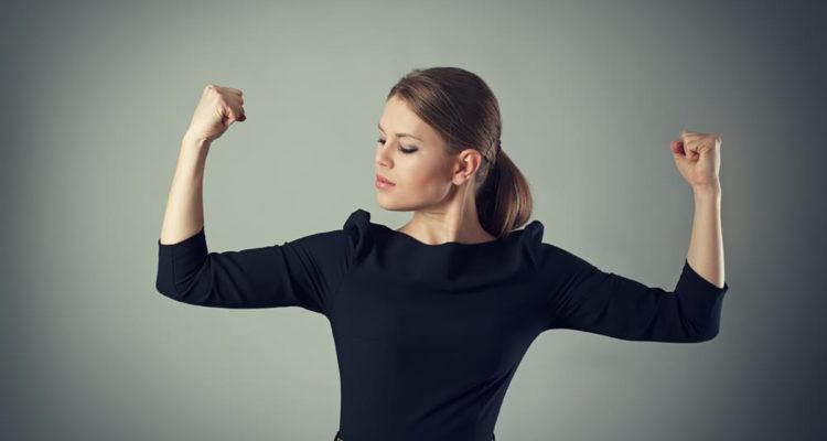 femme-confiante