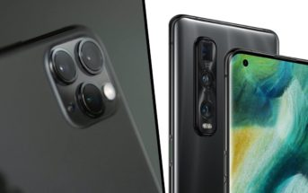 iPhone 11 vs Oppo Find X2 : quel est le meilleur appareil photo ?