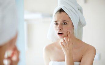 Beauté du visage : comment éviter et éliminer les boutons ?
