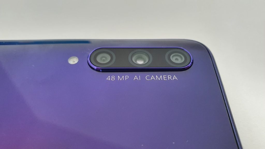 Honor 9X Pro appareil photo