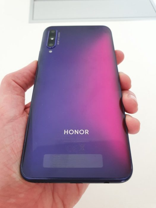 Honor 9X Pro dos