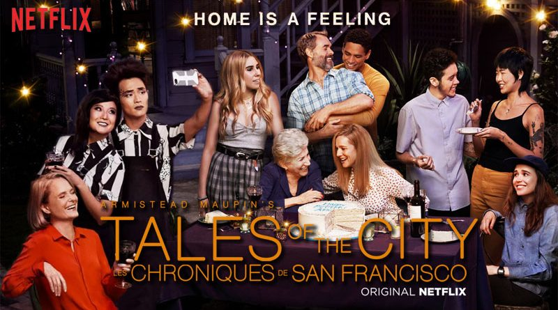 Les Chroniques de San Francisco sur Netflix