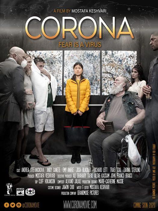 affiche film corona