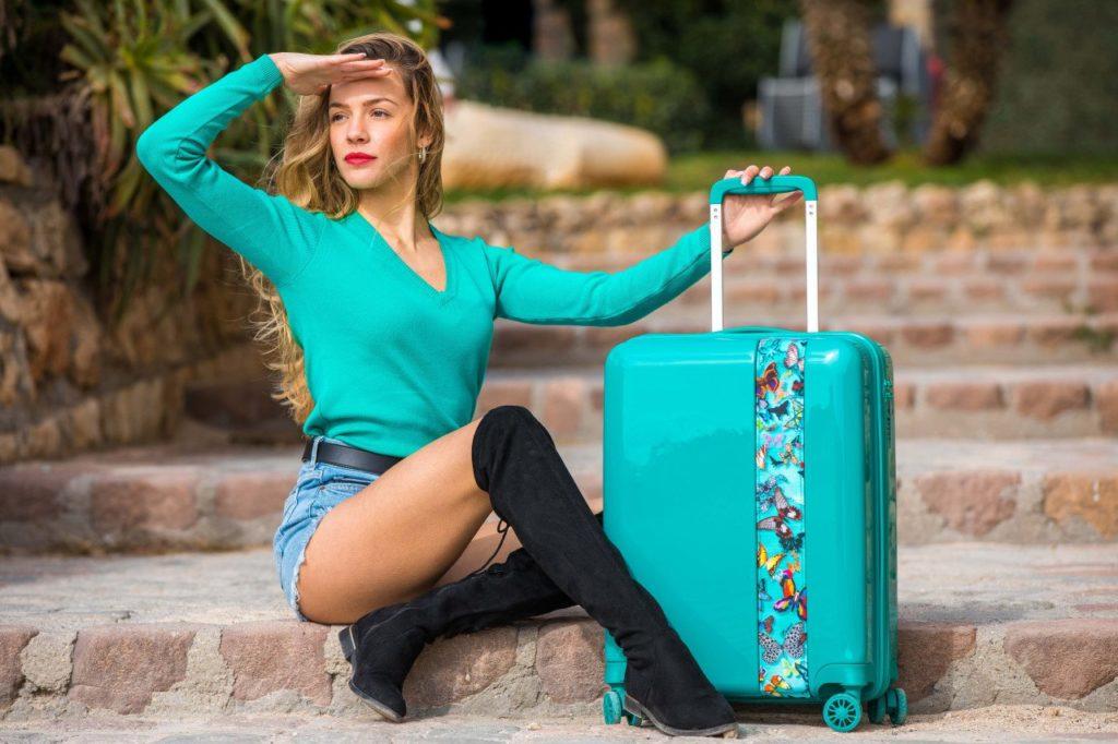 bande à part : la valise personnalisée pour femme