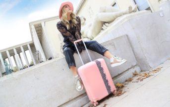 Bande à part : voyagez avec style avec une valise personnalisée