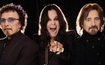 Black Sabbath toujours actif durant l'épidémie du coronavirus
