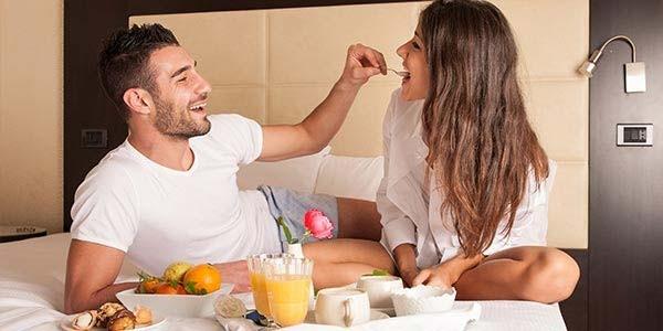 romantisme dans le couple