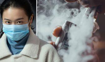 e-cigarette coronavirus