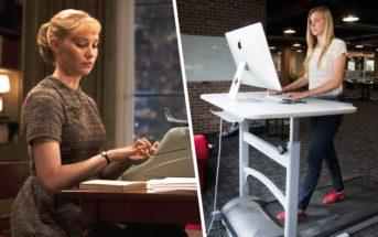 Évolution de la position au bureau : de la chaise (anti)ergonomique au tapis roulant !