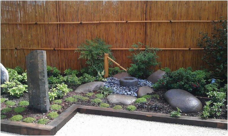 Faire un jardin zen