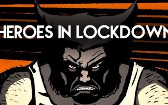 Super-Héros en confinement : un court-métrage d'animation pour vous donner espoir