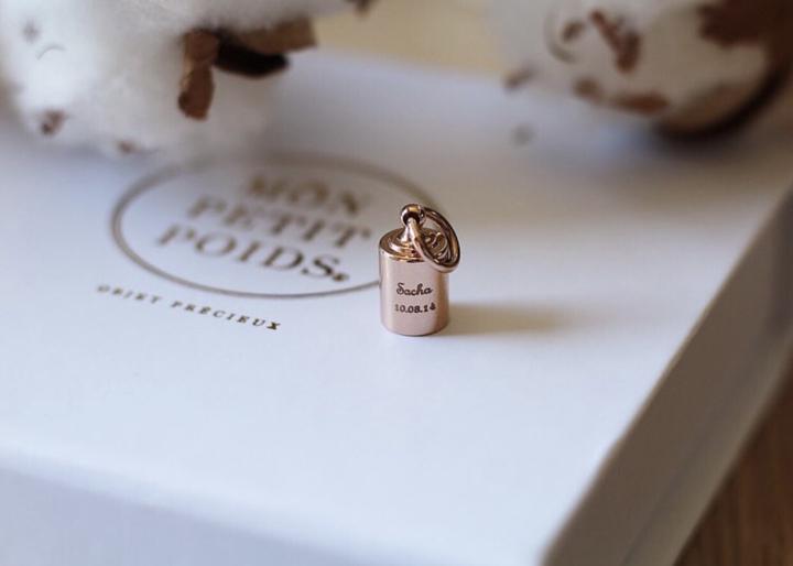 Mon Petit Poids : cadeau de naissance