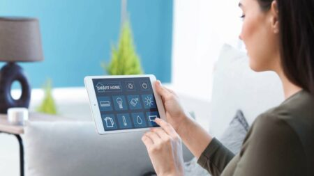 innovation domotique 2020 maison intelligente et connectée