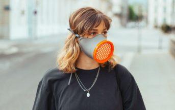 Covid-19 : Michelin imprime le masque Ocov réutilisable à l'infini