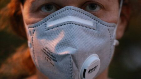 masque de protection Covid 19