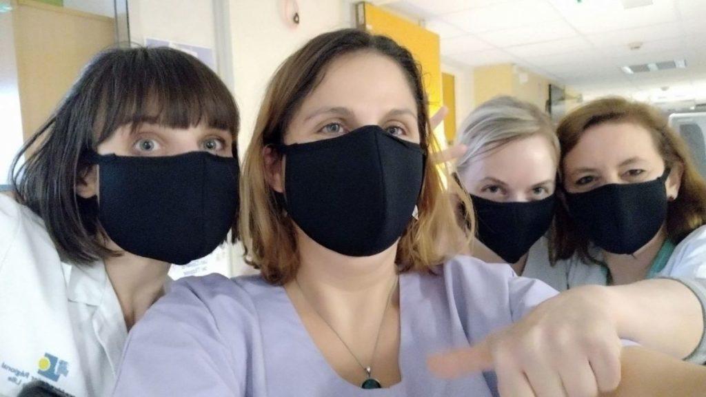 Porter un masque contre le Covid-19