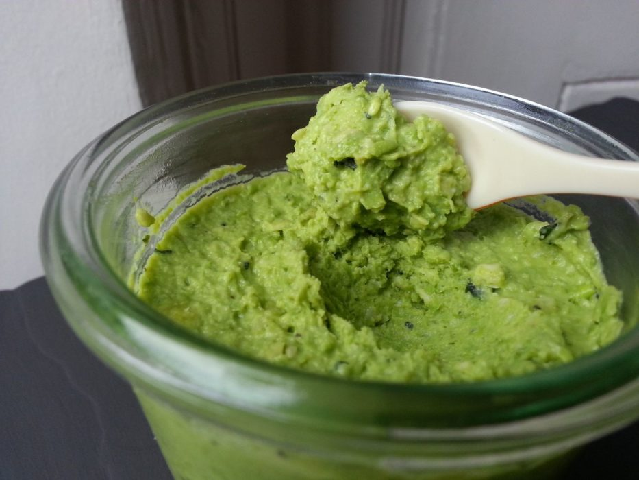 Crème aux légumes