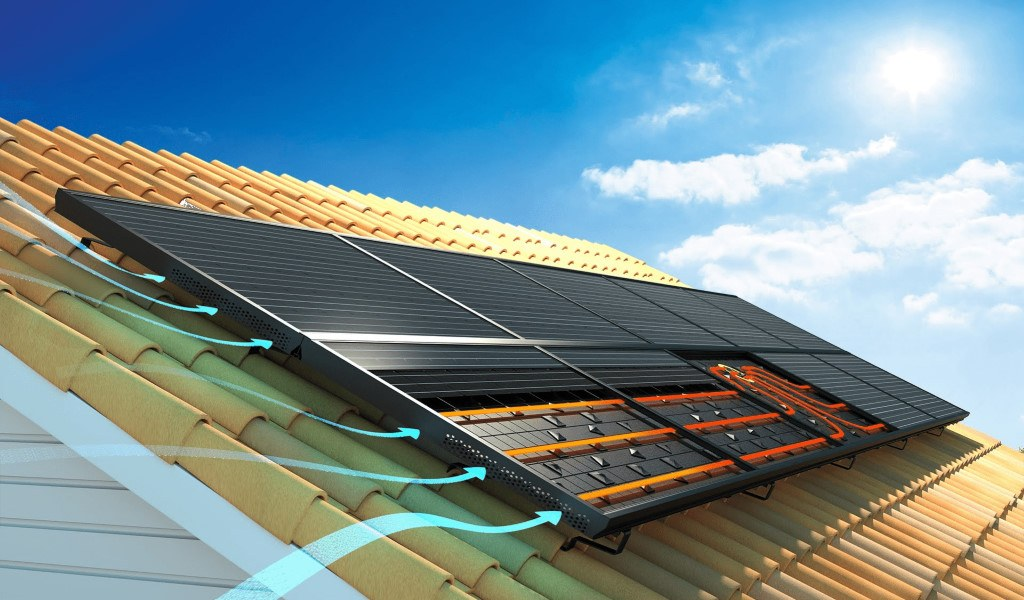 panneau solaire aerovoltaique systovi