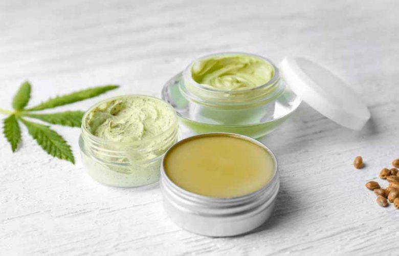 produits cosmétiques à base de cbd