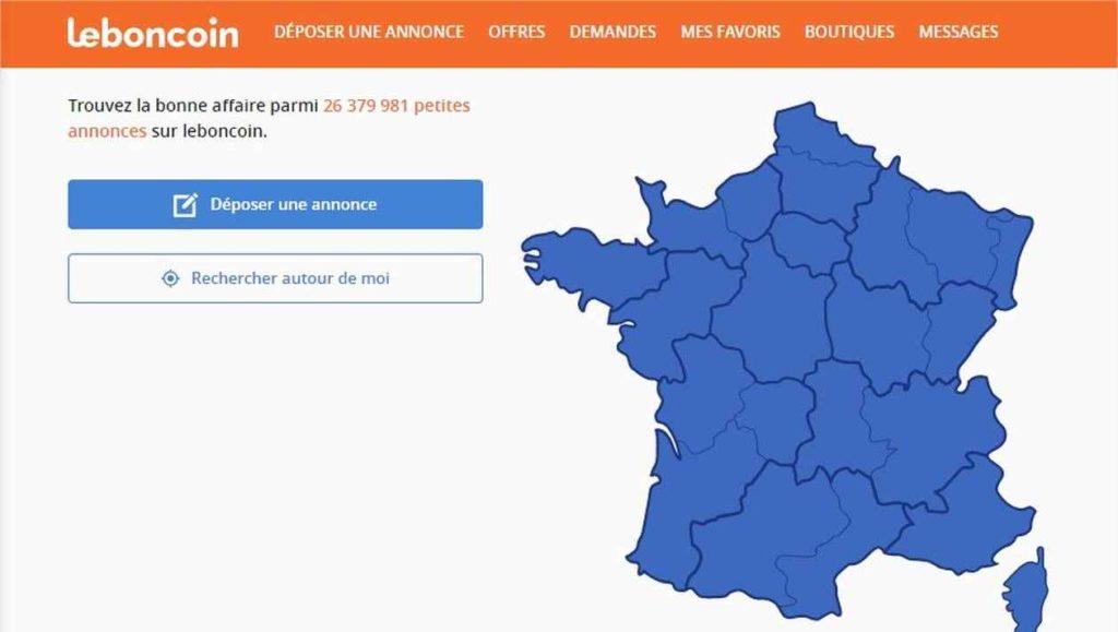 Le Bon Coin : site de vente et achat en ligne
