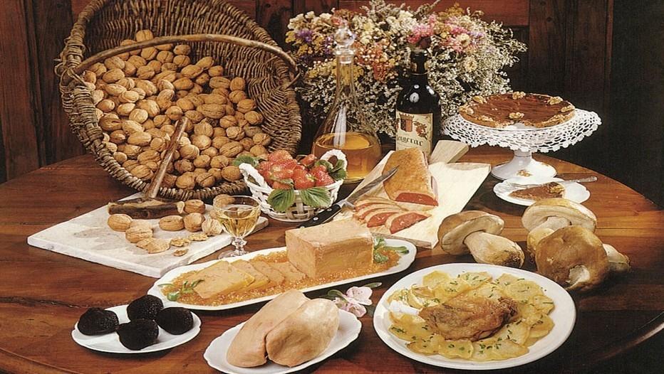 Gastronomie en Dordogne