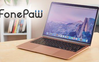 FonePaw MacMaster : le meilleur logiciel pour nettoyer son Mac