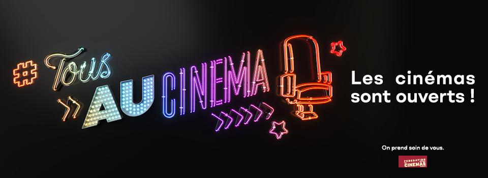 Réouverture des cinémas : émouvante publicité sur une chanson d'amour