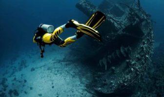 Wi-fi sous l'eau