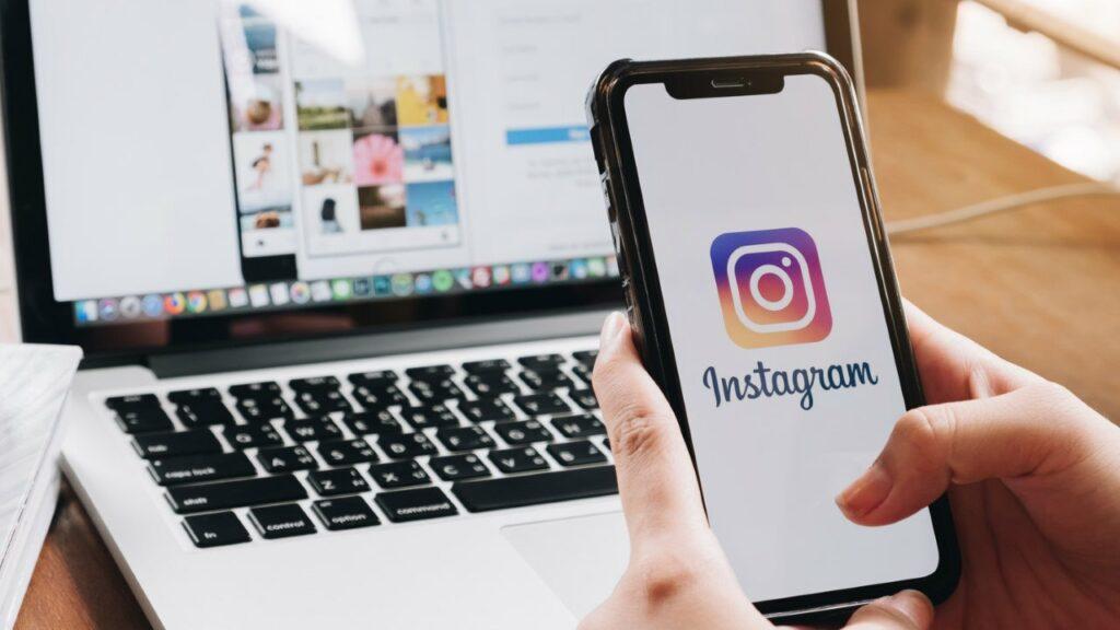 compte d'entreprise sur instagram