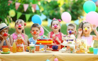 7 idées d'activités originales pour la fête d'anniversaire d'un enfant de 5 ans