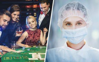 Comment la pandémie COVID-19 affecte les jeux d'argent ?