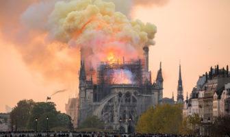 Série Netflix sur l'incendie de Notre Dame de Paris
