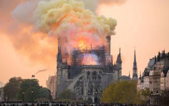 La Part du feu : la série Netflix consacrée à l'incendie de Notre-Dame de Paris