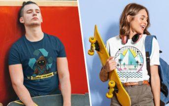Parler avec un t-shirt personnalisé : la tendance mode casual pour cet été