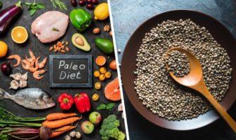 régime paléo et graines de cannabis