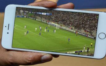 Streaming football : comment regarder les matchs gratuitement sur smartphone ?