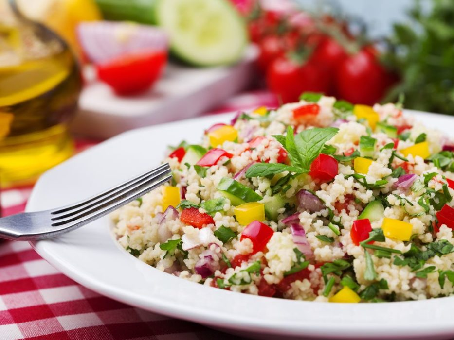 Salade d'été : un taboulé original