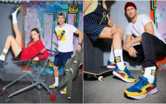 """Lidl  : la marque """"low cost"""" surprend avec sa paire de sneakers revendue au prix fort"""