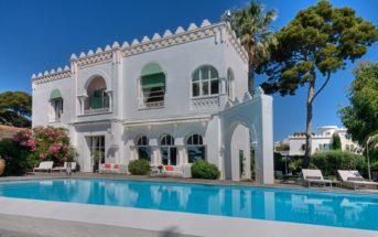 Top 7 des lieux et hôtels où aller en Côte d'Azur