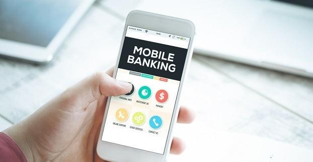 application mobile banque