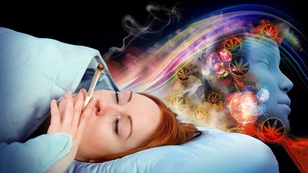 cannabis et rêves
