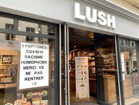 Contre le COVID-19, le racisme, l'homophobie