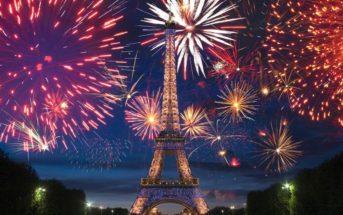 Vidéo replay : le feu d'artifice du 14 juillet 2020 à la Tour Eiffel Paris 🎆