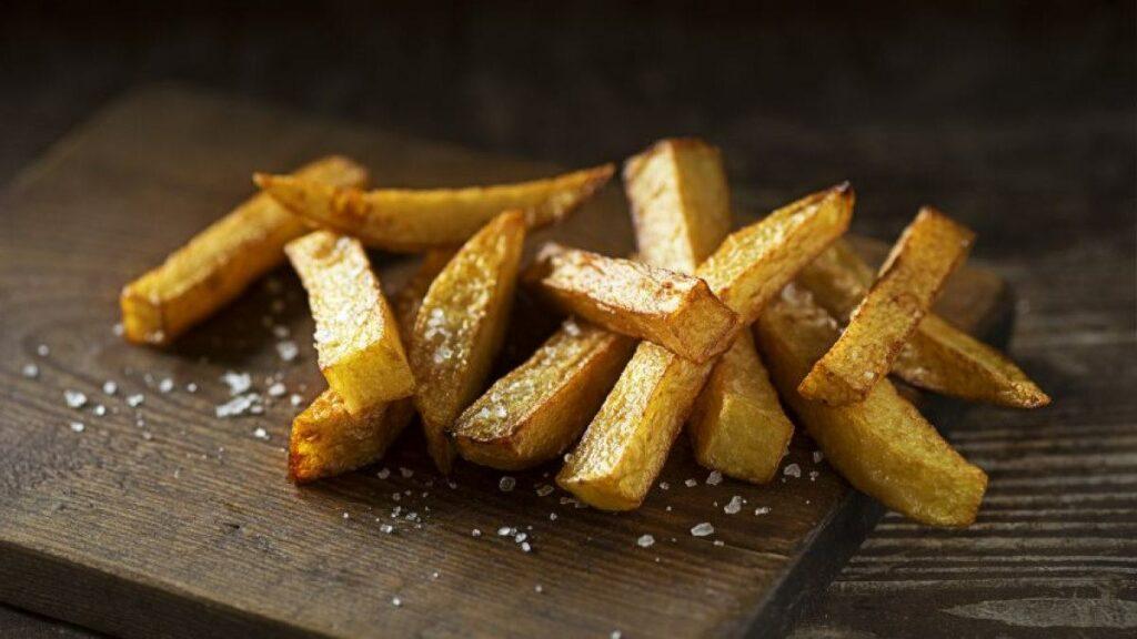 frites savoureuses