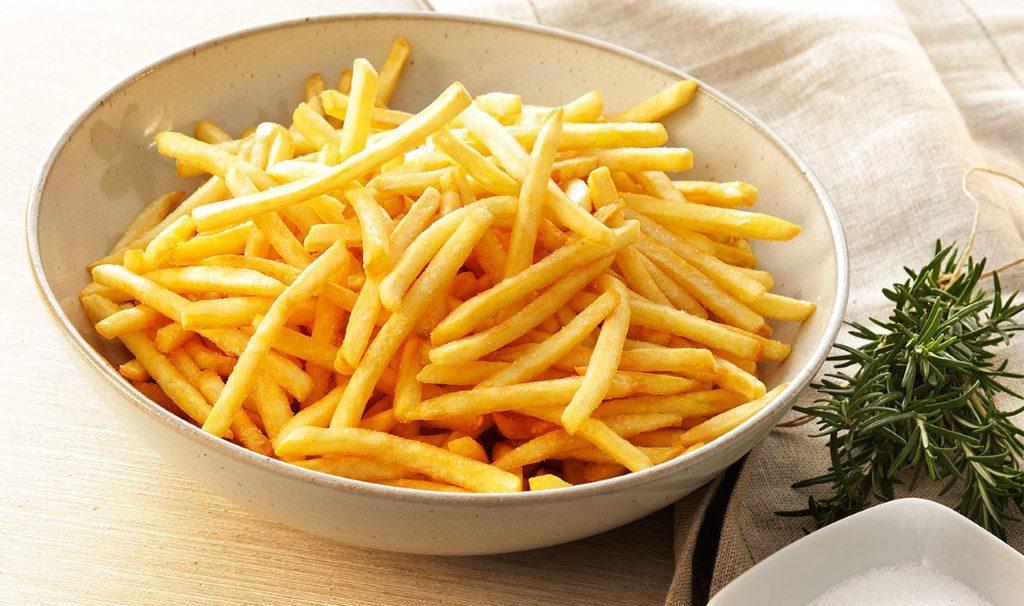 frites surgelées