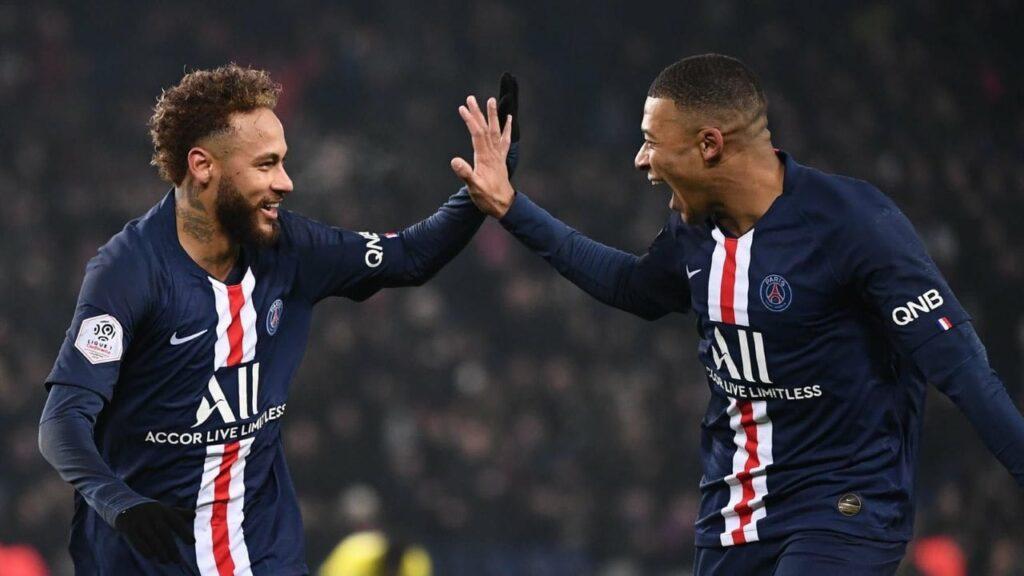 psg final 8 neymar mbappe